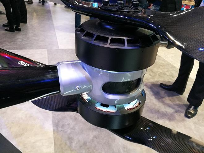 rotor ehang184