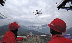 vodafone trafico drones control