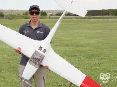 drone hidrogeno australia