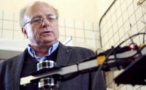 anibal ollero drones