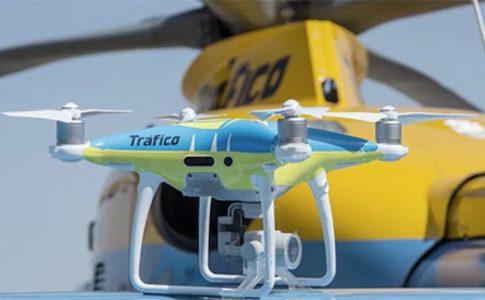 dgt trafico drones dji
