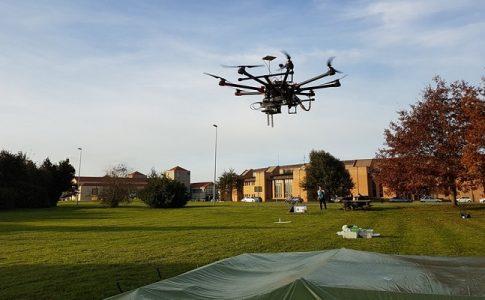 investigadores asturianos drones