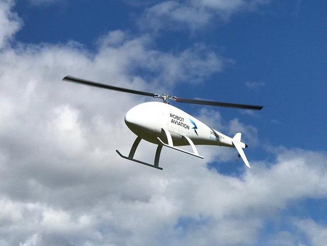 robot global expo drones