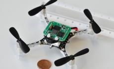 drone mas pequeño del mundo